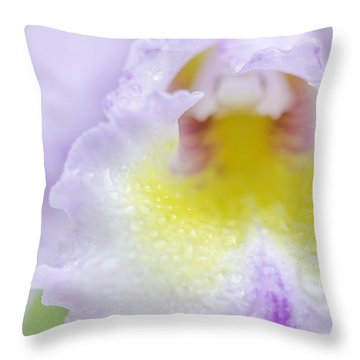 Catalaya Kiss Throw Pillow