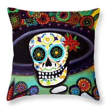 Catrina Throw Pillow