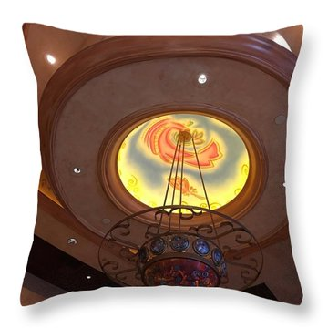 Cc Factory Throw Pillow