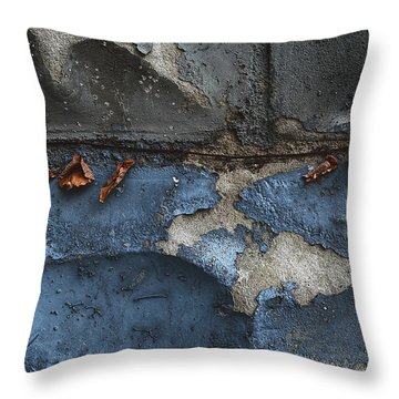 Cease Upon Midnight Throw Pillow