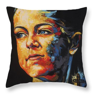 Cecilie Throw Pillow