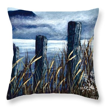 Cedar Cove  Throw Pillow
