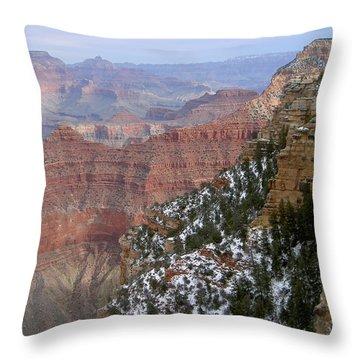 Cedar Ridge Grand Canyon Throw Pillow