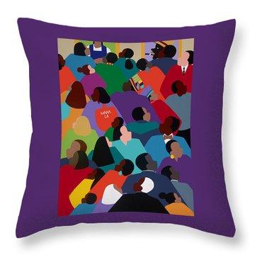 Celebration Maaa-la Throw Pillow