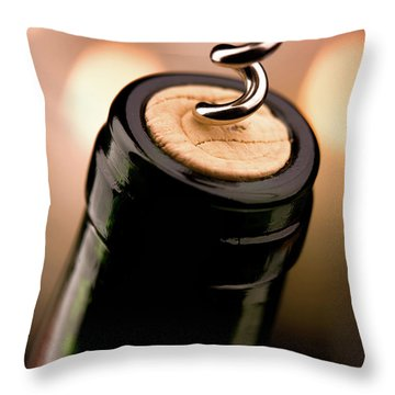 Celebration Time Throw Pillow