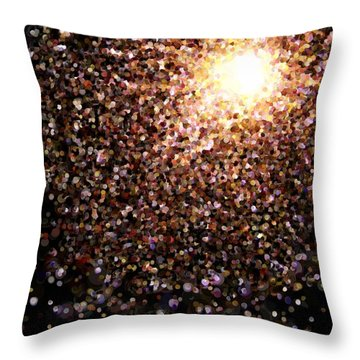 Celebrity Throw Pillow