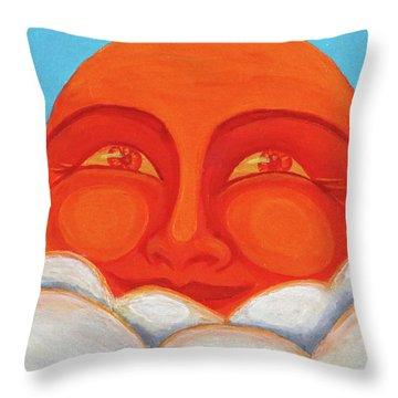 Celestial 2016 #1 Throw Pillow