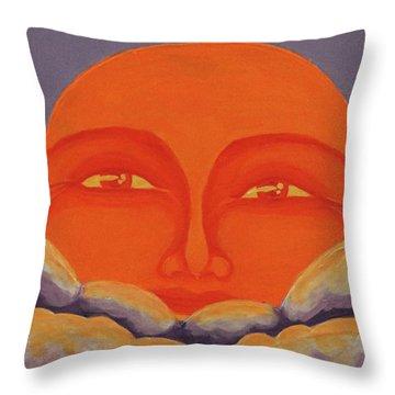 Celestial 2016 #4 Throw Pillow