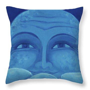 Celestial 2016 #6 Throw Pillow