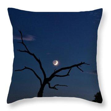 Celestial Alignment Throw Pillow
