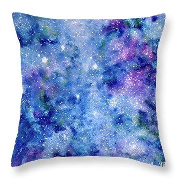 Celestial Dreams Throw Pillow
