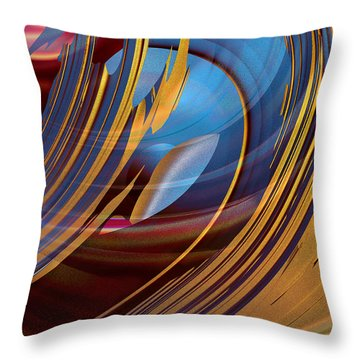 Celestial Navigation Throw Pillow