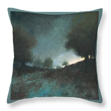 Celestial Place #3 Throw Pillow