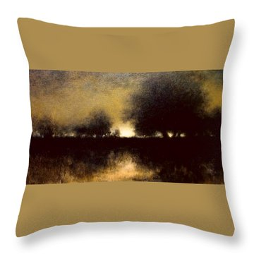 Celestial Place #6 Throw Pillow