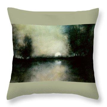 Celestial Place Throw Pillow