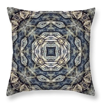 Celestial Waters Throw Pillow