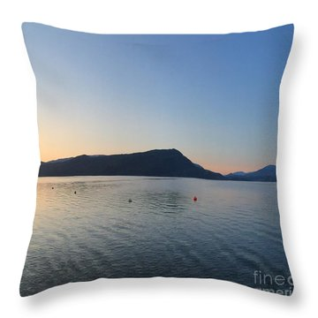 Celista Sunrise 2 Throw Pillow