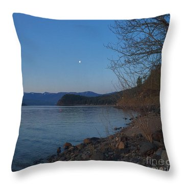 Celista Sunrise 3 Throw Pillow
