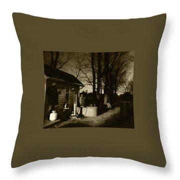 Cellardoordistillery.com Throw Pillow