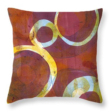 Cells I Throw Pillow