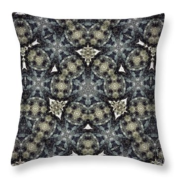 Celtic Seas Throw Pillow