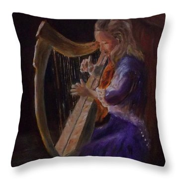 Celtic Throw Pillow