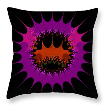 Centalgins Throw Pillow