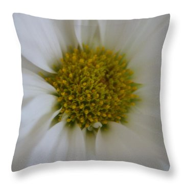 Throw Pillow featuring the photograph Center Piece by Heidi Poulin