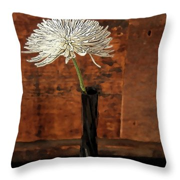 Centerpiece Throw Pillow