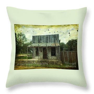Throw Pillow featuring the photograph Central London - No.1127 by Joe Finney