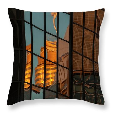Centrepoint Hiding Throw Pillow