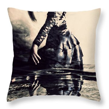 Cerebration Throw Pillow