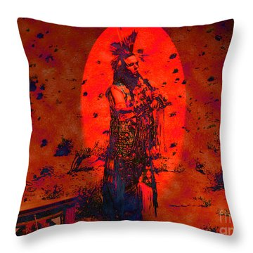 Throw Pillow featuring the photograph Ceremony by Beauty For God