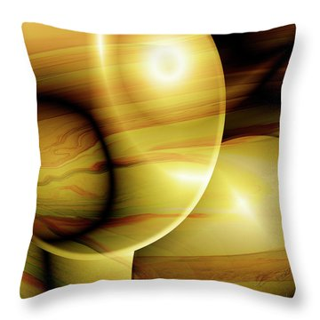 Certification Kayla 03 Throw Pillow