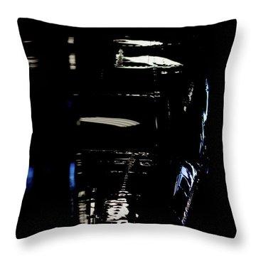 Throw Pillow featuring the photograph Cessna Art Vi by Paul Job