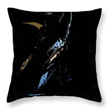 Throw Pillow featuring the photograph Cessna Views I by Paul Job