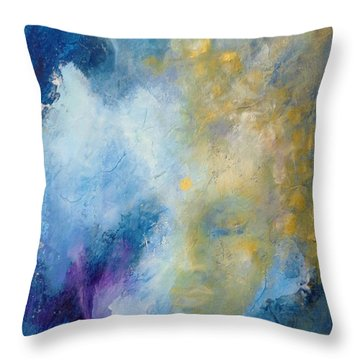 Chakra Throw Pillow