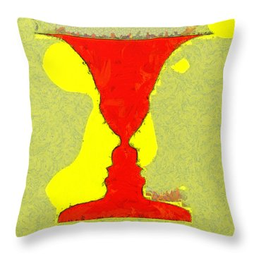 Chalice - Pa Throw Pillow