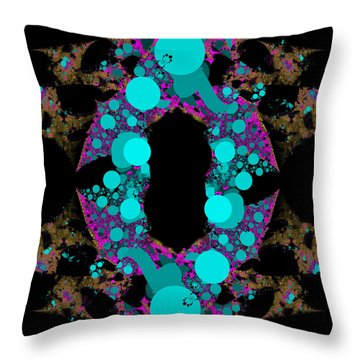 Chamention Throw Pillow