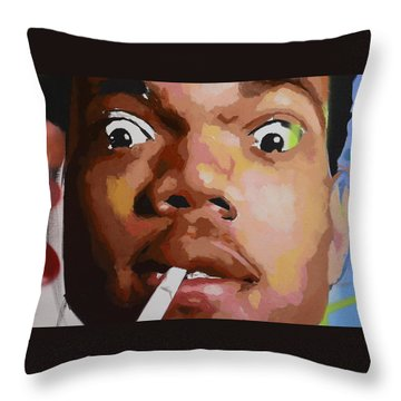 Chance Throw Pillow