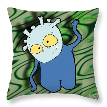 Chane Throw Pillow