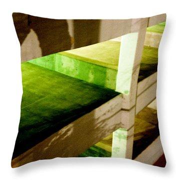 Lot Light Throw Pillow