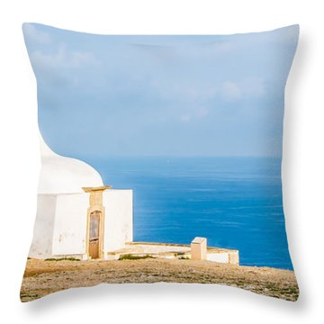 Chapel Of Memory Throw Pillow
