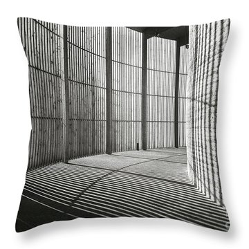 Chapel Of Reconciliation  Throw Pillow