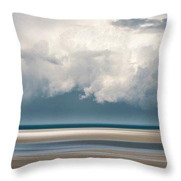 Chapin Beach 3 Throw Pillow