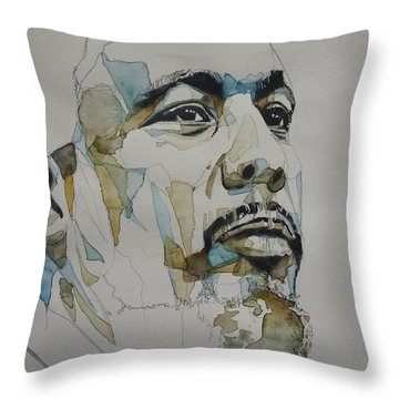 Bassist Throw Pillows