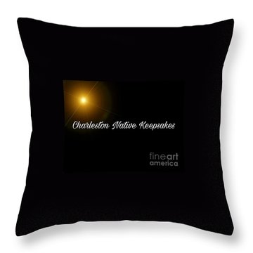 Charleston Native Coffee Mug Logo #772017 Throw Pillow