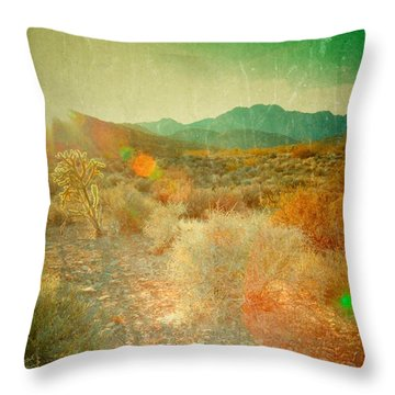 Throw Pillow featuring the photograph Charm by Mark Ross
