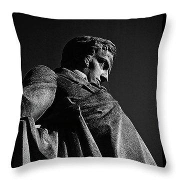 Chateau Briand Throw Pillow