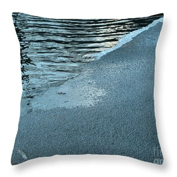 Chathampond01 Throw Pillow